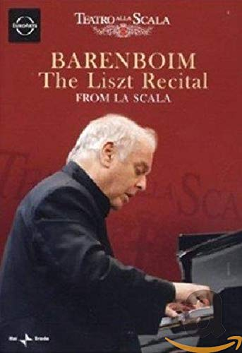 The Daniel Barenboim: The Liszt Recital from La Scala