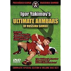 Igor Yakimov - Ultimate Arm Bars Of Russian Sambo, Sambo Armbar Submission Techniques For Mixed Martial Arts