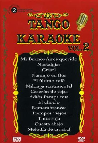 Vol. 2-Tango Karaoke