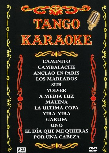Vol. 1-Tango Karaoke