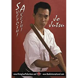 Japanese Weapons: Jo Jitsu