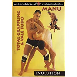 Total Grappling & Vale Tudo Manu Neito Vol.2 Evolution