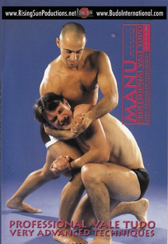 Professional Vale Tudo Very Advanced Techniques Manu Neito