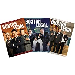 Boston Legal - Seasons 1 - 3