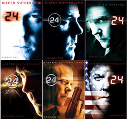 24 - Seasons 1 - 6