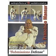 Brazilian Jiu-Jitsu Kioto System Francisco Mansur: Defense Against Submissions