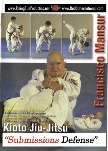 Brazilian Jiu-Jitsu Kioto System Francisco Mansur: Defense Against Submissions