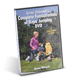 Human Kinetics Fundamentals of Rope Jumping DVD