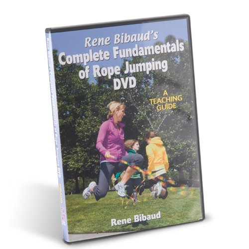 Rene Bibaud's Complete Fundamentals of Rope Jumping