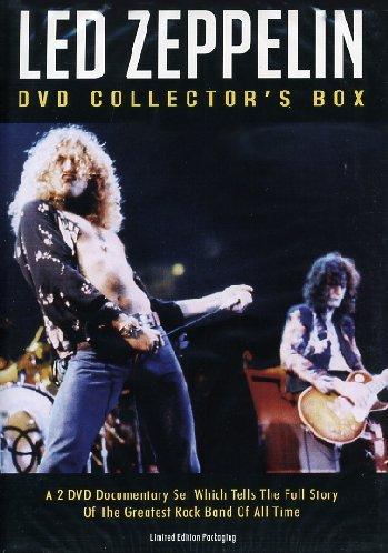 Led Zeppelin: DVD Collector's Box