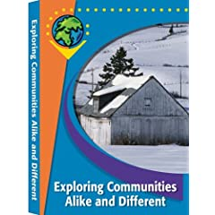 Exploring Communities Alike and Different