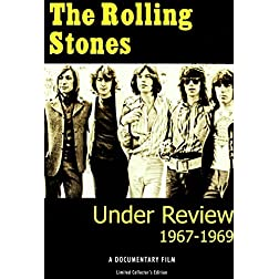 Rolling Stones- Under Review: 1967-1969