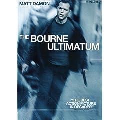 The Bourne Ultimatum (Widescreen Edition)