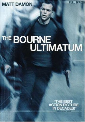 The Bourne Ultimatum (Full Screen Edition)