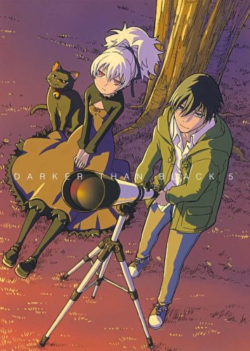 Darker Than Black-Kuro No Keiyaku 5