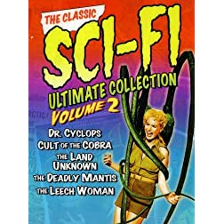 The Classic Sci-Fi Collection: Volume 2