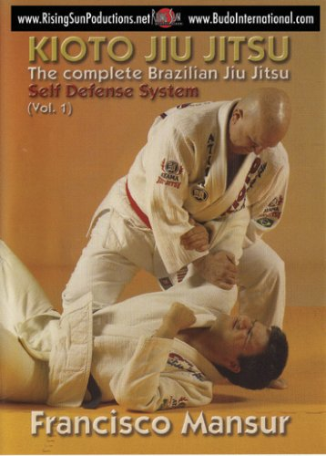 Brazilian Jiu-Jitsu Kioto System Francisco Mansur: Self Defense Vol.1