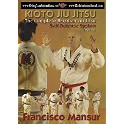 Brazilian Jiu-Jitsu Kioto System Francisco Mansur: Self Defense Vol.2