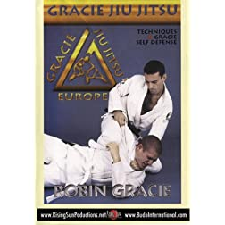 Gracie Ju Jitsu: Throwing Techniques and Gracie Self Defense