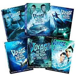 Voyage to the Bottom of the Sea - Seasons 1 - 3