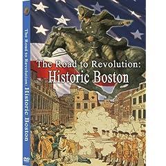 Road to Revolution: Historic Boston