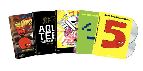 Aqua Teen Hunger Force: Vol 1-5