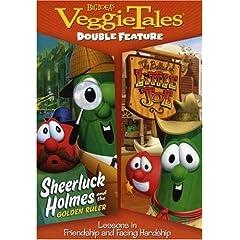 Veggie Tales: Sheerluck Holmes and the Golden Ruler / The Ballad of Little Joe
