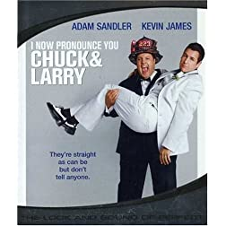 I Now Pronounce You Chuck & Larry [HD DVD]