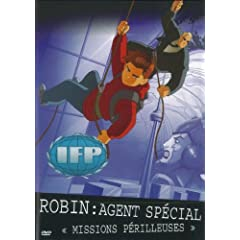 Boy-Dangerous Missions Fr & Eng-Robin Agent