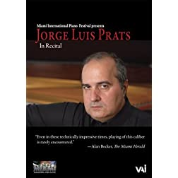 Jorge Luis Prats in Recital