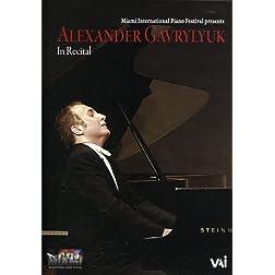 Alexander Gavrylyuk in Recital