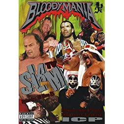JCW Wrestling: Slam TV Episodes 10-15 - Featuring Bloodymania