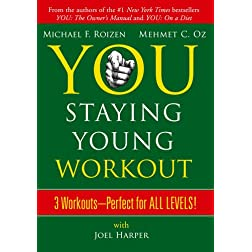 You: Staying Young Workout (DVD)