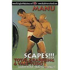 Total Grappling & Vale Tudo Manu Neito Vol.4 Escapes