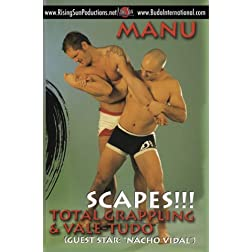 Total Grappling & Vale Tudo Manu Neito Vol.4 Escapes