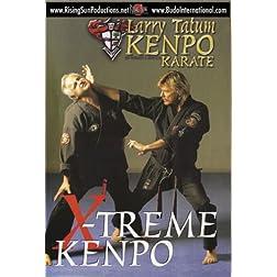 Kenpo Extreme Larry Tatum
