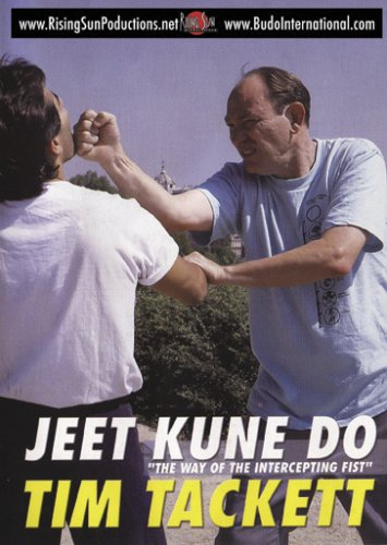 Jeet Kune Do: The Way of the Intercepting Fist