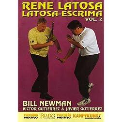 Rene Latosa Latosa-Escrima Vol.1