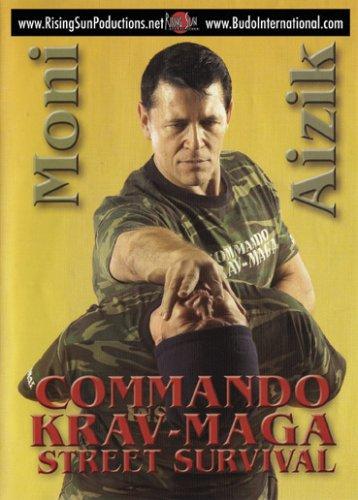 Krav Maga Commando Street Survival Moni Aizik