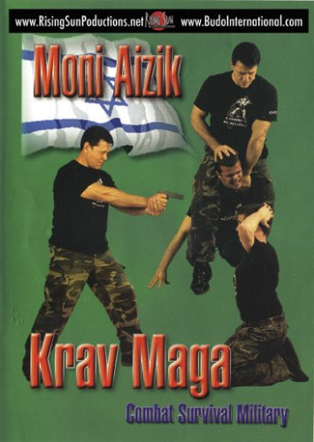 Krav Maga Commando Combat Survival Moni Aizik