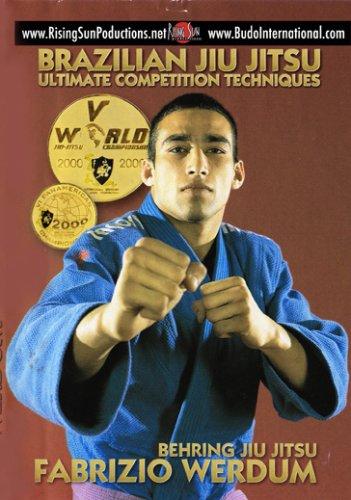Brazilian Jiu Jitsu Ultimate Competition Techniques