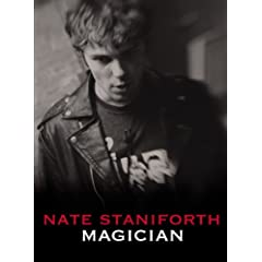 Nate Staniforth - Magician