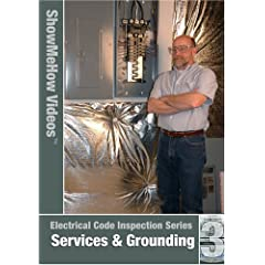 Electrical Code Inspection, Services and Grounding