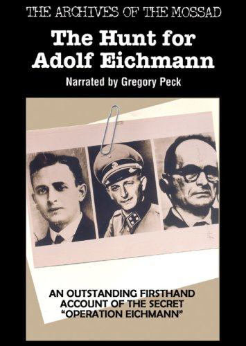 The Hunt for Adolf Eichmann