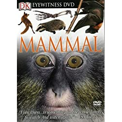 Eyewitness: Mammal