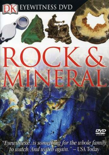 Eyewitness: Rock and Mineral