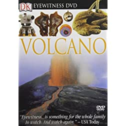 Eyewitness: Volcano