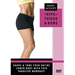 Body Sculpt: Hips, Thighs and Buns