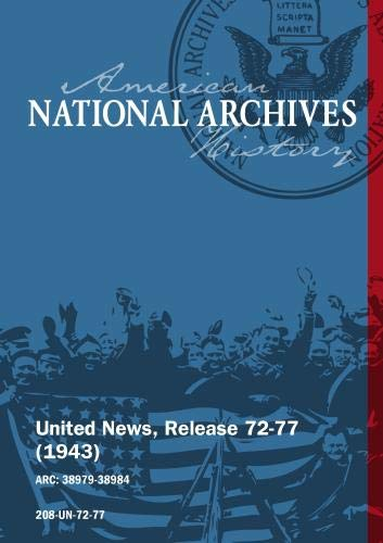 United News, Release 72-77 (1943) WAR IN ITALY, FLYING FORTS, MOSCOW PACT