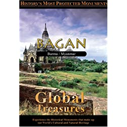 Global Treasures  BAGAN Myanmar